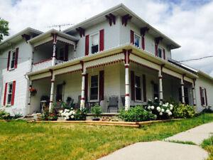 Victorian Home - Hobby Farm  - 45 Acres