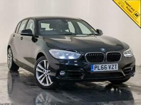 image for 2017 BMW 1 Series 2.0 118d Sport Auto (s/s) 5dr Hatchback Diesel Automatic