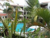 SOSUA - beautiful pool view condo