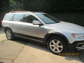 Volvo XC70 2.4 AWD Geartronic 2010MY D5 SE diesel auto full leather