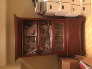"""Barrister Bookcase """"New"""""""