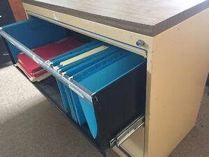 2 Door Legal Filing cabinet