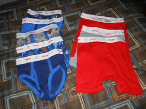 3 Pair New Boxer Shorts Size 4 T