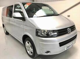 VW VOLKSWAGEN TRANSPORTER 4 MOTION KOMBI HIGHLINE T5 2.0BiTDI 180PS 4MOTION