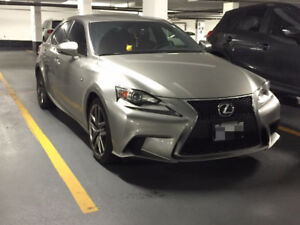 Lesae Takeover- 2016 Lexus IS300 F-Sport Series2