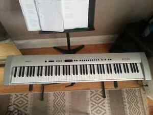 Technics SX-P50 electric keyboard with accessories for sale