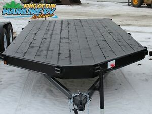 2016 Rainbow Trailers Snowmobile  ATV Trailers Excursion 212A13