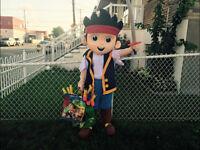 Thématique Pirate - Jack le Pirate - Fête D'enfants - Birthday
