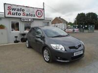 58 TOYOTA AURIS 1.6 SR VALVEMATIC - 69956 MILES - IDEAL FAMILY CAR
