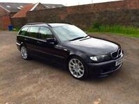 2005 BMW 3 Series 2.0 320d Sport Touring 5dr