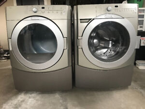 Kitchen-Aid Washer and Dryer
