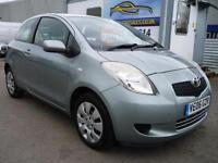 TOYOTA YARIS 1.3 VVT-I T3 3DR! NEW MOT!, EXCELLENT CONDITION!