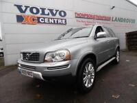 2010 Volvo XC90 2.4 D5 Executive Estate Geartronic AWD 5dr
