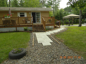 Cottage / mobile home for rent / for sale