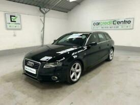 image for *BUY FROM £34 P/WEEK* BLACK AUDI A4 2.0 AVANT TDI S LINE SPECIAL EDITION 141 BHP