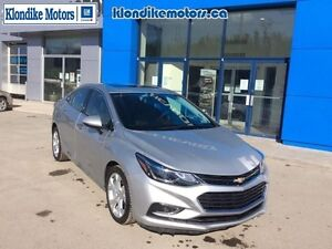 2016 Chevrolet Cruze Premier   - Leather Seats -  Heated Seats