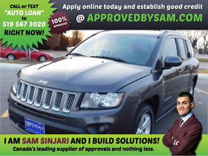 JEEP - HIGH RISK LOANS - LESS QUESTIONS - APPROVEDBYSAM.COM