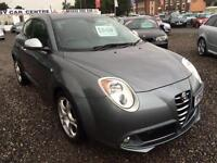 2010 ALFA ROMEO MITO 1.4 TB MultiAir 135 Veloce FULL LEATHER INTERIOR