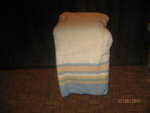 Couverture de laine