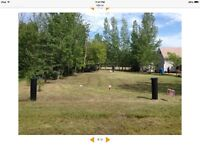 RECREATION LOT FOR SALE ON BURGIS BEACH SASK
