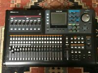 Tascam DP-32 with MIDI i/o + CD recorder + records on SD card (hard to obtain)