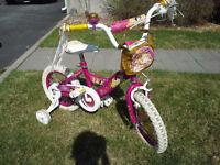 Vélo 14'' Princesses Disney