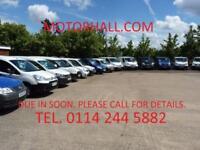 Vauxhall Vivaro 2700 CDTI + FSH + JUST SVS + NOV 18 MOT