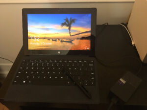 Surface Pro 2 with pen i5*4GB*128GB SSD*Windows 10