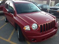 2008 JEEP SUV AUTOMATIC GREAT ON GAS-CERTIFIED AND E-TESTED