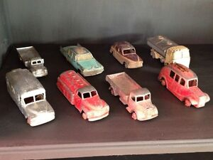 Voitures Dinky Toys (prix chaque)