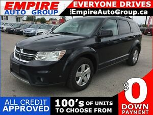 2012 DODGE JOURNEY SXT * POWER GROUP * PREMIUM CLOTH SEATING * 7