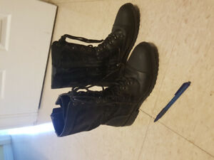 Girls Kombat Hip-Hop Dance Boots Size 7