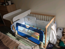 Mokee baby cot bed
