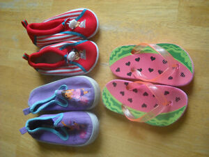 Toddler Girls Shoes - sizes 6, 7, 8,9