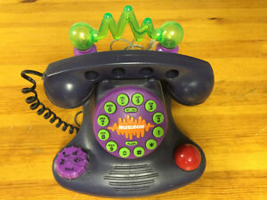 Fun Nickelodeon Talk Blaster Phone