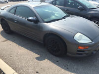 2004 Mitsubishi Eclipse gs sunroof manual !! Coupe (2 door)
