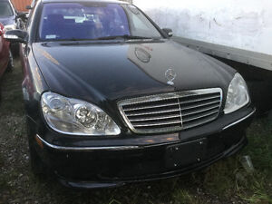 2005 Mercedes-Benz S-Class 5.5L AMG Just Reduced $16990