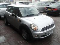 2007 57 MINI HATCH ONE 1.4 ONE 3D 94 BHP