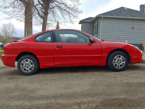 2003 pontiac sunfire great little car