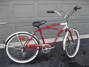 Vintage Super Cycle Classic Cruiser
