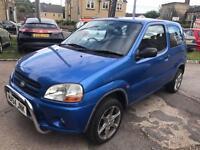 Suzuki Ignis 1.3 VVT GL 3 door - 2004 54-REG - 9 MONTHS MOT