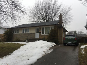 1 available room in 4 bedroom house near WLU