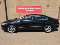 2014 VW PASSAT CC AUTOMATIC DIESEL, 48000 MILES, FULL SERVICE HISTORY, NOT MONDEO INSIGNIA BMW VOLVO