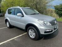2016 Ssangyong Rexton 2.2 TD SE 4x4 5dr SUV Diesel Manual