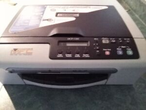Brother Printer DCP -130C and keyboard