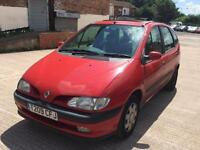 Renault Megane Scenic 1.6 Rt Alize***LOW MILES + BARGAIN OF THE WEEK***