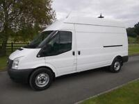 FORD TRANSIT 350 100PS LWB HI ROOF VAN 13 REG 95,400 MILES SIX SPEED