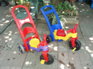 Fisher-Price Rock Roll and Ride Trikes
