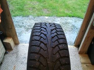 225 65 R17 Studded Winter Tires and Rims St. John's Newfoundland image 4