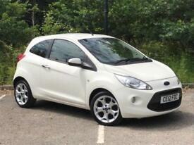 Ford Ka 1.2 Titanium (s/s) 3dr PETROL MANUAL 2012/12